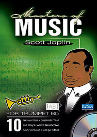 Masters Of Music - Scott Joplin/Trompete