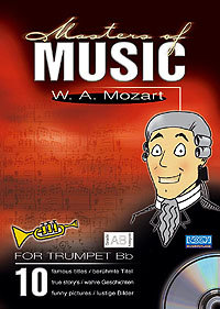 Masters Of Music - W.A. Mozart/Trompete