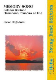 Memory Song - Solo for Baritone (Trombone or Tenorsax)