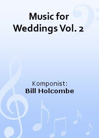 Music for Weddings Vol. 2