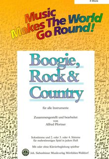 Music makes the world go round - Boogie, Rock & Country - F-Horn