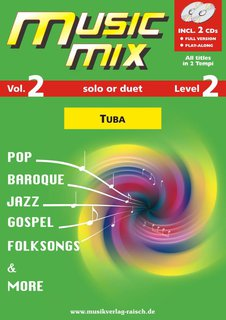 Music Mix (Vol. 2) - Tuba in C