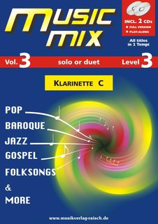 Music Mix (Vol. 3) - Klarinette in C