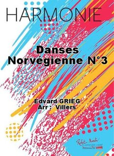 Norwegian dance No 3 - Danse norvégienne No 3