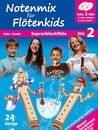 Notenmix f�r Fl�tenkids (Vol. 2)