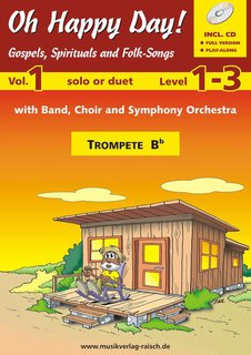 Oh Happy Day! (Vol. 1) - Trompete in B