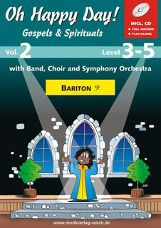 Oh Happy Day! (Vol. 2) - Bariton in C