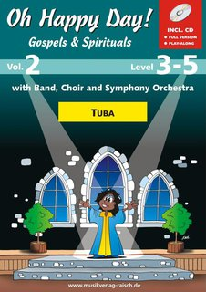Oh Happy Day! (Vol. 2) - Tuba in C