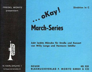okay March - Series Tenorsax 4 Bb