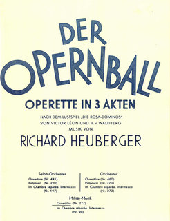 Opernball (Ouvertüre)