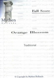 Orange Blossom - Fire on a Mountain