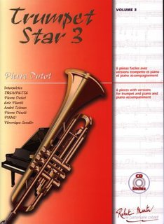 Play Along - Trumpet Star Vol. 3 - 14 easy pieces for trumpet and piano