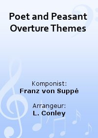 Poet and Peasant Overture Themes