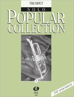 Popular Collection Band 1 f�r Trompete und Klavier (Keyboard)