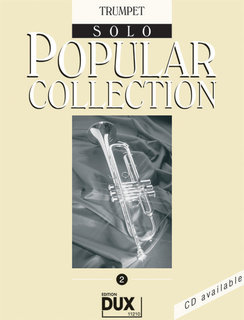 Popular Collection Band 2 für Trompete Solo