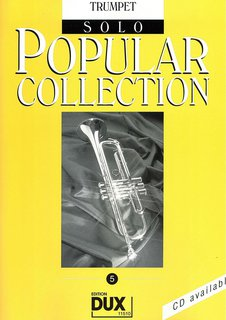 Popular Collection Band 5 für Trompete Solo