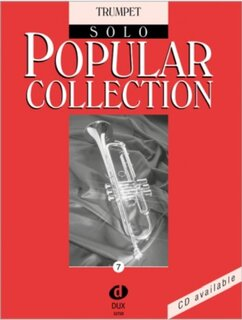 Popular Collection Band 7 für Trompete Solo
