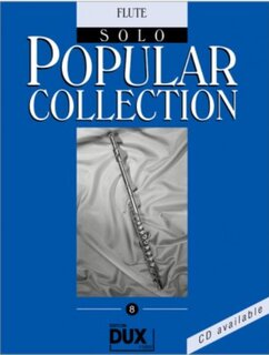 Popular Collection Band 8 für Flöte Solo