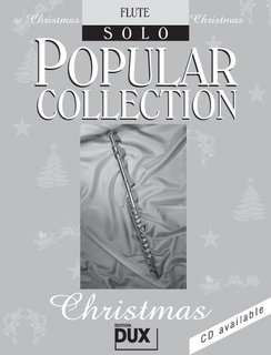 Popular Collection Christmas für Flöte Solo