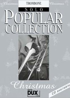 Popular Collection Christmas für Posaune Solo