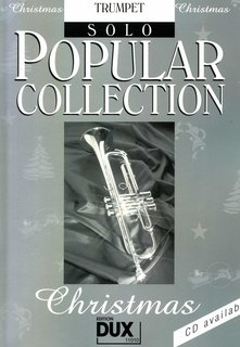 Popular Collection Christmas für Trompete Solo