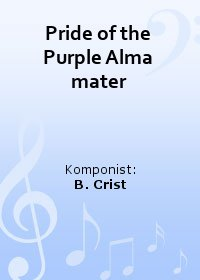 Pride of the Purple Alma mater