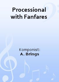 Processional with Fanfares