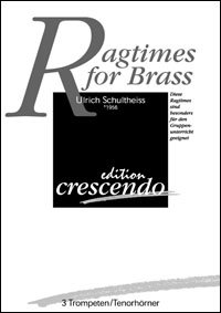 Ragtimes for Brass