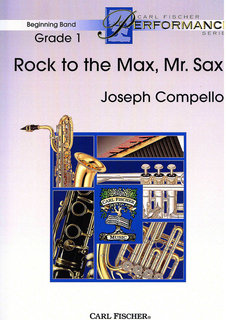 Rock to the Max, Mr. Sax
