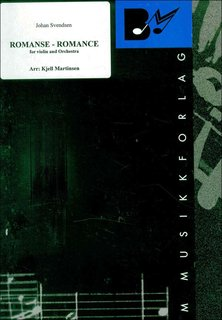 Romance for Violin and Orchestra