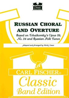 Russian Chorale and Overture, op. 39