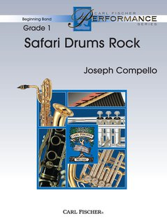 Safari Drums Rock