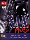 Sax plus! - Pop Songs for Saxophone Vol. 1