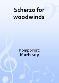 Scherzo for woodwinds