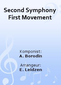 Second Symphony First Movement