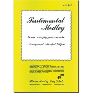 Sentimental Medley