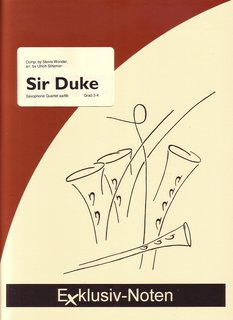 Sir Duke (für 4-5 Klarinetten)