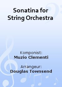 Sonatina for String Orchestra