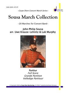 Sousa March Collection - 1. Klarinette Bb