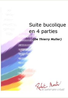 Suite bucolique en 4 parties