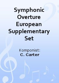 Symphonic Overture European Supplementary Set