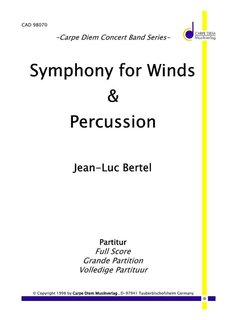 Symphony for Winds & Percussion
