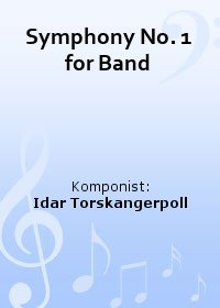 Symphony No. 1 for Band