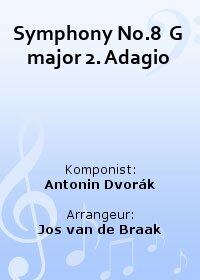 Symphony No.8  G major 2. Adagio