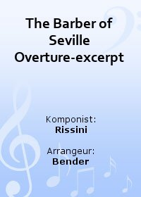 The Barber of Seville Overture-excerpt