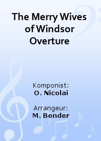 The Merry Wives of Windsor Overture