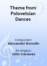 Theme from Polovetsian Dances