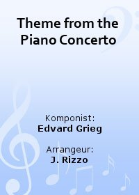 Theme from the Piano Concerto