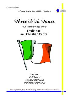 Three Irish Tunes