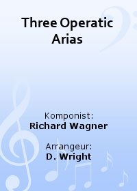 Three Operatic Arias